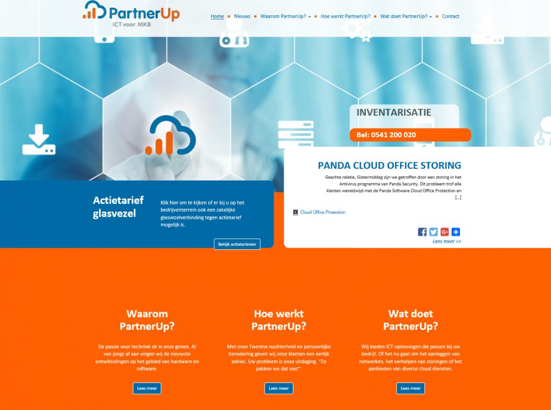 Vindingrijck – PartnerUp ICT Solutions