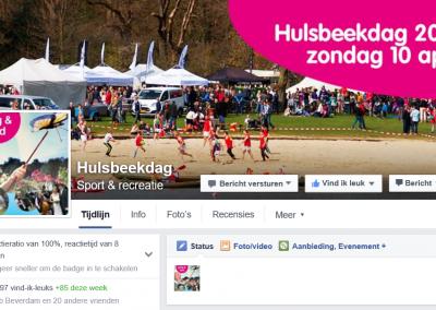 Promotie Hulsbeekdag 2016