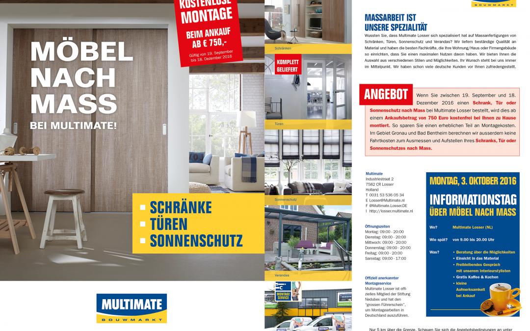 Campagne Duitse markt – Multimate Losser